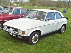 596 Austin Allegro (Mk.II) 1300 SDL (1979) (robertknight16) Tags: austin british 1970s allegro bl bmc issigonis alrewas otc884t