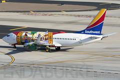 Southwest Airlines N945WN 19-5-2018 (Enda Burke) Tags: avgeek aviation airplane airport arrival canon canon7dmk2 florida floridaone kphx phx phoenix phoenixskyharbor arizona southwest southwestairlines boeing boeing737 boeing737700 landing