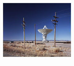 Hello! is anyone out there?, NM. (Komkrit.) Tags: komkrit thusanapanont dontdesertme large format radiotelescope