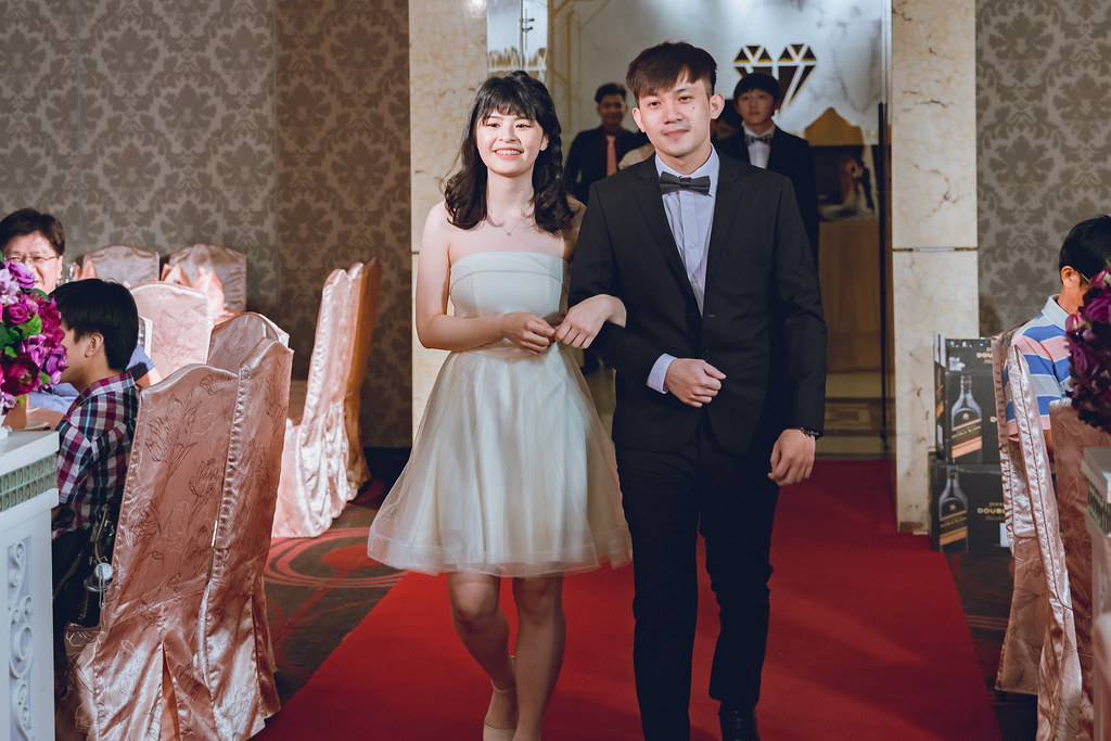 [婚攝] 欣毅 & 芷芸 富基時尚婚宴會館 婚禮精選
