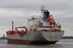 Tigris (das boot 160) Tags: tigris tanker tankers ships sea ship eastham river rivermersey port docks docking dock boats boat birkenhead mersey merseyshipping maritime