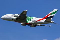 "Emirates Airbus A380-861 ""Dubai 2020"" A6-EOK (Manuel Negrerie) Tags: a6eok ek a380 airbus cdg skies emirates dubai2020 worldexpo uae unitedarabemirates livery doubledecker jetliner airliner spotting flight transport travel design technology"