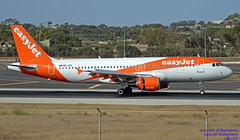 HB-JZX LMML 12-06-2018 (Burmarrad (Mark) Camenzuli Thank you for the 12.2) Tags: airline easyjet switzerland aircraft airbus a320214 registration hbjzx cn 4157 lmml 12062018