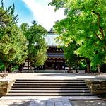The Butsuden (main hall) of Engakuji Tempke, Kamakura : 北鎌倉・円覚寺 仏殿 thumbnail