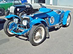 455 Riley TT Sprite (1933) (robertknight16) Tags: riley british 1930s tt sprite sportscar silverstone vscc kneller vt9282