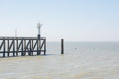 Blankenberg harbor exit. (Azariel01) Tags: 2018 blankenberge belgique belgie belgium noordzee northsea merdunord sea mer harbor haven port entrée entry exit sortie pier