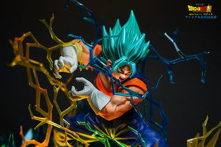 Dragon Ball - SSB Vegito - Final Kamehameha-2