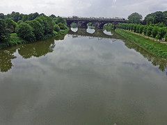 North Union Railway bridge, Preston