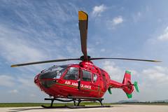 G-WASS EC135, Scone (wwshack) Tags: airbushelicopters ec135 egpt eurocopter helimed psl perth perthairport perthshire scaa scone sconeairport scotland scotlandscharityairambulance helicopter gwass