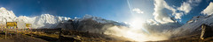 Too many weapons (amoguan) Tags: mountains trekking trip travel hike annapurna nepal sanctuary