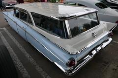 1959 Buick stationwagon (bballchico) Tags: 1959 buick stationwagon carshow santamariainn westcoastkustomscruisinnationals