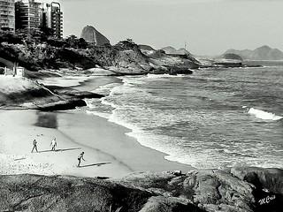 Praia do Diabo... MCris