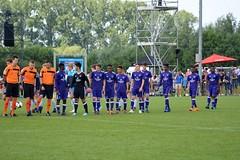 Season 2017-2018: U15 KDB Cup Anderlecht - Odense