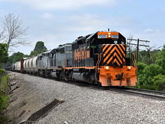 The Wheeling (Robby Gragg) Tags: we wle sd402 7005 spencer