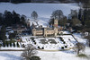 Somerleyton Hall aerial image (John D Fielding) Tags: somerleytonhall snow winter mansion above aerial nikon d810 hires highresolution hirez highdefinition hidef britainfromtheair britainfromabove skyview aerialimage aerialphotography aerialimagesuk aerialview drone viewfromplane aerialengland britain johnfieldingaerialimages fullformat johnfieldingaerialimage johnfielding
