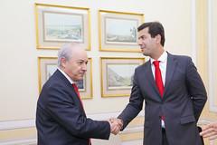 Reunião com Associação Sindical dos Juízes Portugueses