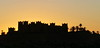 Sunset behind fortress (Redederfla) Tags: kasbah fortress marokko morocco sunset silhouette