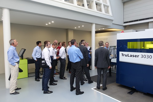 EPIC Executive Meeting at TRUMPF and LASYS (13)