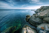 PLM 2 (israel de la rosa) Tags: palamós girona españa spain viajes travel paisaje landscape mar sea rocas costa brava