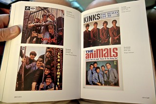 The Yardbirds, The Animals and The Kinks