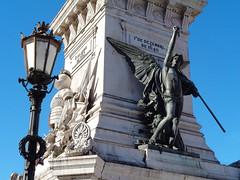 Lisboa | Lisbon | Lisbonne | Lisbona | Lissabon | Лиссабон (António José Rocha) Tags: portugal lisboa capital cidade monumento história obelisco independência restauradores restauradoresdaindependênciadeportugal escultura bronze pedra mármore liberdade património arte candeeiro
