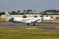 SE-LRA Fairford 21/07/13 (Andy Vass Aviation) Tags: fairford saab2000 selra
