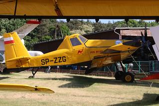 PZL M-18 Dromader SP-ZZG