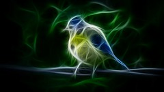 Glow (YᗩSᗰIᘉᗴ HᗴᘉS +17 000 000 thx) Tags: glow bird art creative hensyasmine namur belgium europa aaa namuroise look photo friends be wow yasminehens interest intersting eu fr greatphotographers lanamuroise tellmeastory flickering