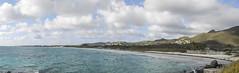 2017-04-26_07-50-47 Orient Bay, SXM (canavart) Tags: sxm stmartin stmaarten fwi orientbeach orientbay beach ocean waves tropical caribbean pano panorama