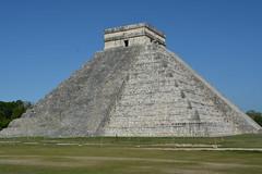 Z.A. Chichen Itza, La Piramide de Kukulkan. (dsancheze1966) Tags: mayas chichenitza yucatan worldheritage arqueologia arqueologiamexicana precolumbian precolombino