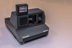 1988 (StevePilbrow) Tags: polaroid impulse portrait 1988 instant print flash mint condition collectable camera old vintage nikon d7200 nikkor 28mm 28 may 2018