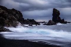 Iceland #5 (Kai-Uwe Klauss) Tags: island urlaub snaefellsjoekull national park kaiuweklauss djúpalónssandur beach iceland herbst coast küste lava vulkanismus
