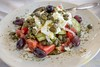 Axiotiki Salad (Kostas Trovas) Tags: tomato mouthwatering sourcheese greeksalad cyclades tasty capers greekfood vegetarian axiotikisalad delicious salad olives greece gourmet naxos cheese oliveoil nutritive food dish munching healthy dairy nutritious tomatoes olive nourishment αξιωτικη
