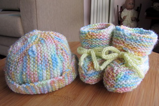 Cuddly Knitwear.