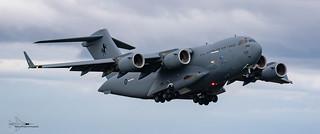 Royal Australian Air Force Boeing C17