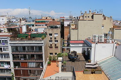 IMG_9486 La Pedrera (Casa Milà) (drayy) Tags: spain barcelona gaudi house apartment apartments building architecture lapedrera casamilà casamila antonigaudí gaudí