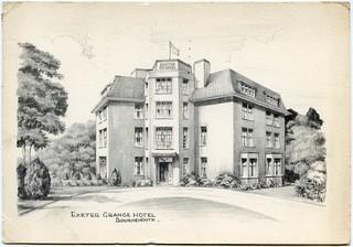 Exeter Grange (St Clair), 2 Exeter Park Road, Bournemouth, Dorset