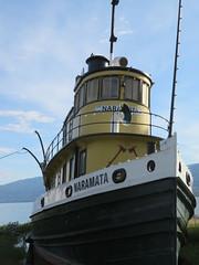 2018 05 29a Penticton Morning Walk 6 (Blake Handley) Tags: blake marla blamar penticton bc britishcolumbia morningwalk canada lakefront boats ships