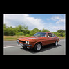 Going Fast (KoenK68) Tags: car speed ford capri rs2600 classic oldtimer fast restored outside motorway highway traffic sun clouds canon ©koenk68