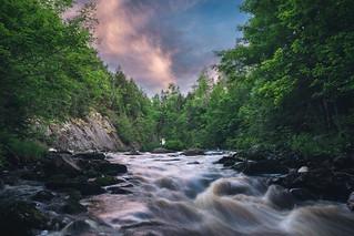 Spring Camp Falls