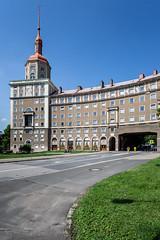 Ostrava-Poruba (Maciej Dusiciel) Tags: architecture architectural city urban socialist realist building ostrava czech travel europe world sony alpha samyang