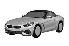 BMW Z4 G29 Patent Images Reveal Final Production Form (Motor's Master) Tags: bmw forum news blog bimmerpost