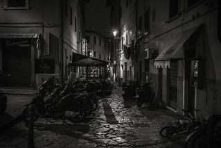 Back streets.....