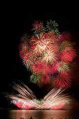 第61回逗子海岸花火大会 61th Fireworks Festival of Zushi Coast (ELCAN KE-7A) Tags: 日本 japan 逗子 zushi 海岸 coast 花火 fireworks ペンタックス pentax k3ⅱ 2018