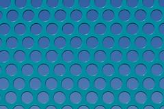 Circles (mikeplonk) Tags: circles blue turquoise arrivatrainswales barrystation southwales sky pattern nikon d5100 18140mm regular linear lines abstract geometric bridge footbridge