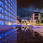 Public Library - Stuttgart, Germany - Architecture photography thumbnail