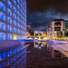 Public Library - Stuttgart, Germany - Architecture photography