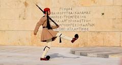 CHANGING OF THE GUARD, ATHENS, GREECE, ACA PHOTO (alexanderrmarkovic) Tags: changingoftheguard athens greece acaphoto