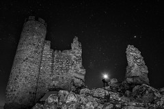 El señor de Caudilla (Yorch Seif) Tags: noche night nocturna nocturnal lightpainting longexposure largaexposicion estrellas stars d7500 tokina1116