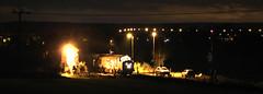 High Marnham Test Track (Diesel Dude.) Tags: europhoenix class37 37800 class31 31425 diesel dieselelectric loco locomotive englishelectric loram networkrail thoresby thoresbycolliery highmarnham highmarnhamtesttrack edwinstowe ldecr gcr nightshot night dark railway railways train trains canon eos 100d dslr flickr rail british britishrailways britishrail uk england 2017 notts nottinghamshire interesting inexplore signals mustsee art artistic fashion telephoto telephototrains explore 8z01